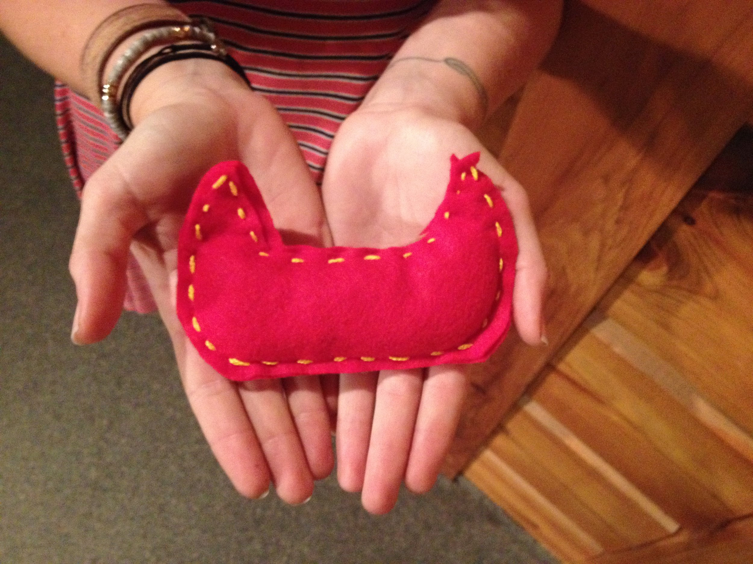 Family Drop-in Activities: Make a Cosy Hand-warmer!