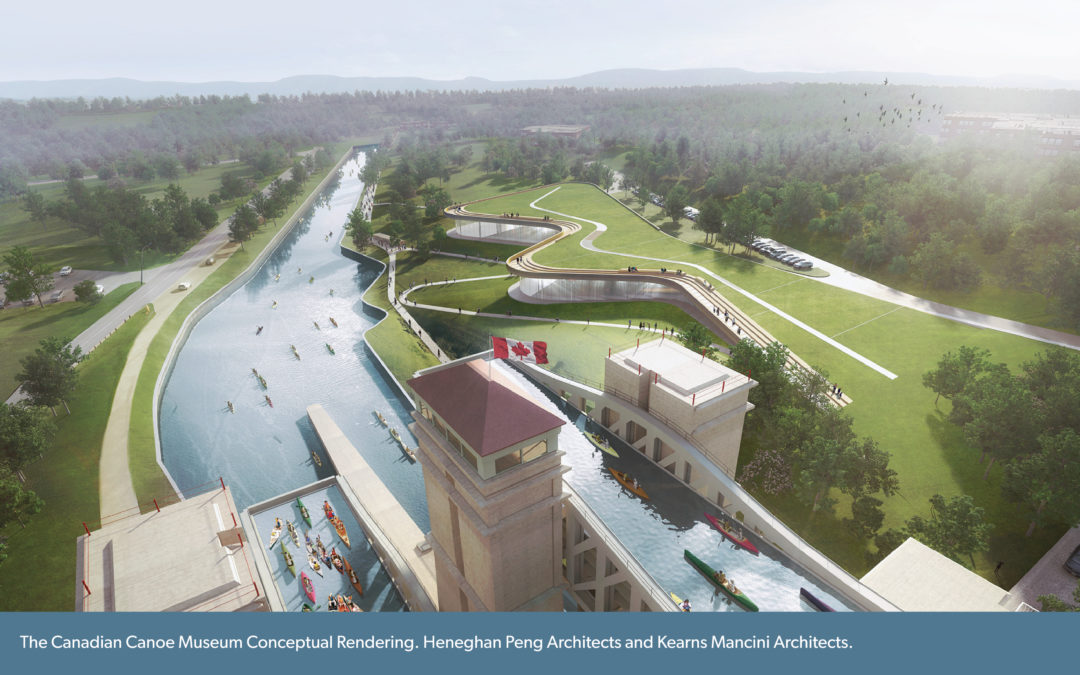 Anonymous out-of-province donor invests $1.25M in the new Canadian Canoe Museum
